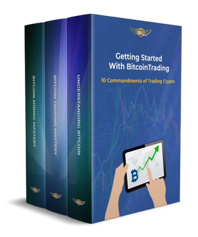 10 comm trading book cover